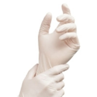 V-Clean Technology™ Latex Cleanroom Gloves, 9-Inch