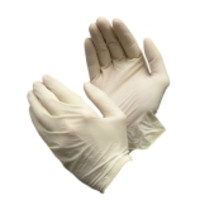 TechNiGlove® TN300W TechNitrile White Nitrile Cleanroom Gloves, 9.5-Inch