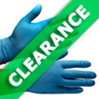 Clearance Gloves and Cleanroom Supplies