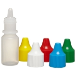 Nalgene® Dropper Bottles with Control Dispensing Tip, Bulk