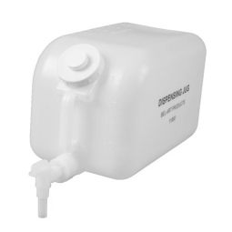 Bel Art 118500000 Plastic Dispensing Jug Carboy 20l Hdpe