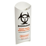 Scienceware® Biohazard Sharp Object Disposal Pouches