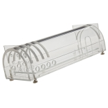 Bel-Art 464000003 Universal Animal Restrainer for 250 to 600g Large Rodents & Animals, Clear Acrylic