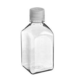 Nalgene 174 362015 1000 Narrow Mouth Square Plastic Bottle