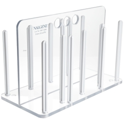 Nalgene 174 5921 0060 Petri Dish Rack For 60mm Dishes Clear
