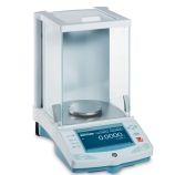 Ohaus EP214D Explorer® Pro Analytical Balance, 100 to 210g x 0.1 to 1mg, with Draftshield