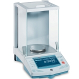 Ohaus EP214 Explorer® Pro Analytical Balance, 210g x 0.1mg with Draftshield
