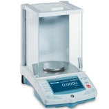 Ohaus EP214C Explorer® Pro Analytical Balance, 210g x 0.1mg, with Draftshield and AutoCal™