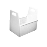 Dynalon Rectangular Labware Dipping Baskets, Side & Bottom Perforated