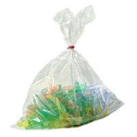 Dynalon Unsealed Sample Bags, LDPE