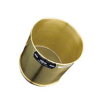 Advantech 8-Inch Brass Deep Wash Test Sieves, 8-Inch Depth, ASTM E 11 Certified