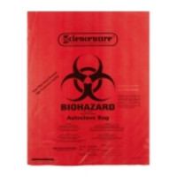 Scienceware® High Impact Red Biohazard Bags