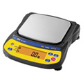 A&D Weighing® EJ-1500 Newton Compact Weighing Balance With Backlight LCD Display, Capacity: 1500g, Repeatability: 0.1g, Maximum Count: 15,000 Pieces