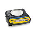 A&D Weighing® EJ-410 Newton Compact Weighing Balance With Backlight LCD Display, Capacity: 410g, Repeatability: 0.01g, Maximum Count: 41,000 Pieces