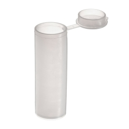 Kartell 174 226245 05 Plastic Sample Vial With Attached Snap