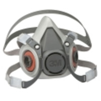 Half Face Air Purifying Respirators, Disposable