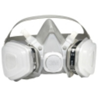 3M™ Half Facepiece Disposable Respirators for Organic Vapors & Particulates with P95 Filter