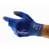 Ansell® HyFlex® 11-618 Knit Gloves with Polyurethane Coating