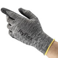 Ansell® HyFlex® 11-801 Light Duty Knit Gloves with Nitrile Foam Coating