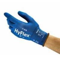 Ansell® HyFlex® 11-818 Ultra-Thin Knit Gloves with Nitrile Foam Coating