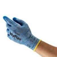 Ansell® HyFlex® 11-920 Oil Repellent Knit Gloves with Nitrile Coating