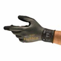 Ansell® HyFlex® 11-939 Oil & Cut Resistant Knit Gloves with Full Nitrile Foam Coating