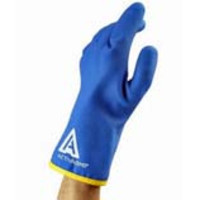 Ansell® ActivArmr® 97-681 Waterproof Cold Resistant Gloves with PVC Coating