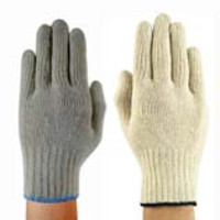Ansell® Edge® 76-606 & 76-607 Polycotton Knit Glove Liners