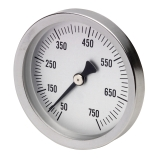 Bi-Metal Surface Thermometers