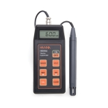 HANNA HI9564 Portable Digital Thermohygrometer with Calibration Data-Logging Probe, Relative Humidity Range: 20.0 to 95.0%, Temperature Dual Range: 0.0 to 60.0°C/32 to 140°F
