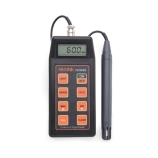 HANNA HI9565 Portable Digital Thermohygrometer with Calibration Data-Logging Probe, Relative Humidity Range: 20.0 to 95.0%, Temperature Dual Range: 0.0 to 60.0°C/32 to 140°F, Dew Point Dual Range: -20.0 to 60.0°C/32 to 140°F