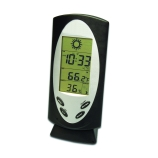 H-B Instrument 92 DURAC® Weather Station with 1.8 Meter Wired Sensor, Indoor Range & Outdoor Ranges -20 to 65°C (-4 to 149°F)