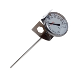 Bi-Metal Dial Thermometers with Stem