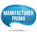 Promotions by Manufacturer