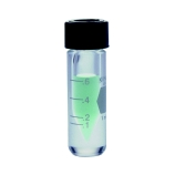 Kimble® ACCUFORM® Micro-Vial with with Open Top Screw Cap & PTFE/Silicone Septum, Graduated