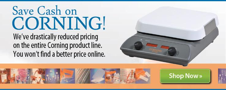 Save Cash on Corning