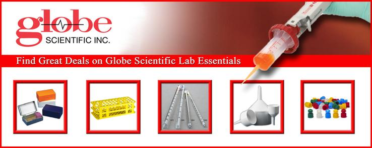Globe Scientific Overstock Clearance